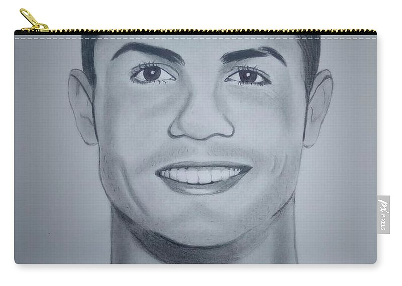 Cristiano Ronaldo Drawing Easy Step By Step