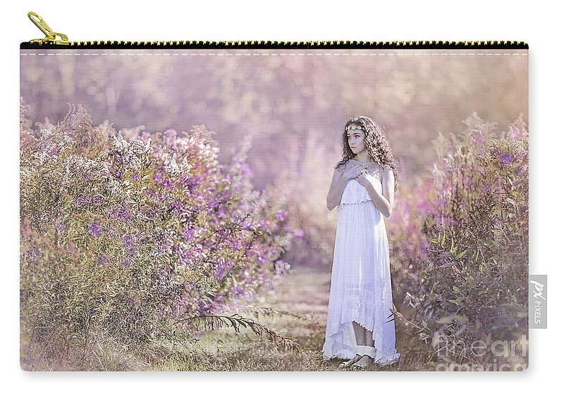 Kremsdorf Carry-all Pouch featuring the photograph Dance Of The Sugar Plum Fairy by Evelina Kremsdorf