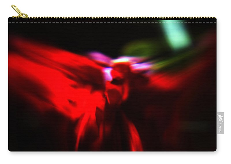 Abstract Carry-all Pouch featuring the photograph Dancing Angels by Scott Wyatt
