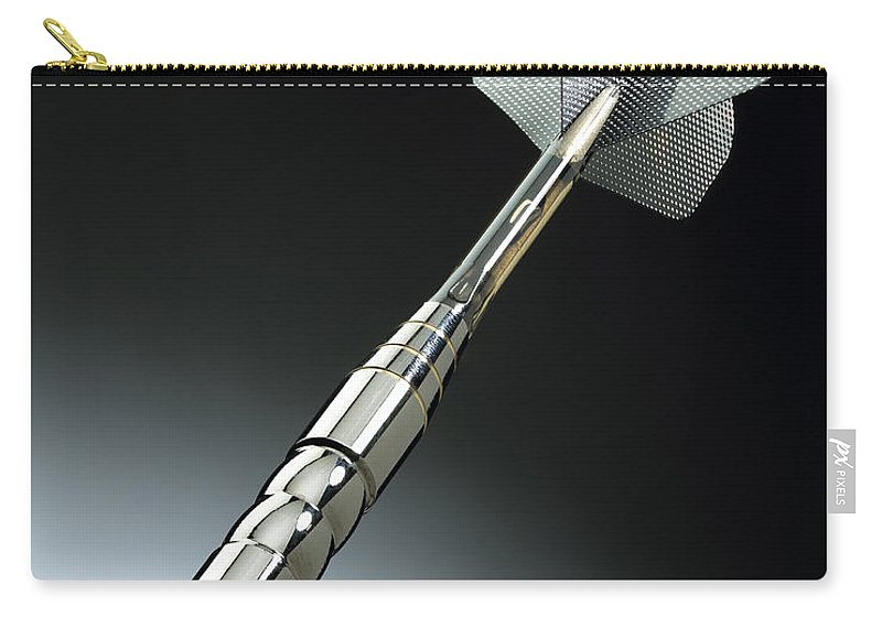 Dart Carry-all Pouch featuring the photograph Dart by Daniel Troy