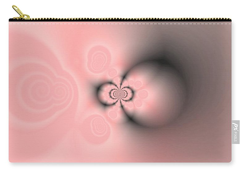 Abstract Art Carry-all Pouch featuring the digital art Dawn Of A New Birth by Pharris Art