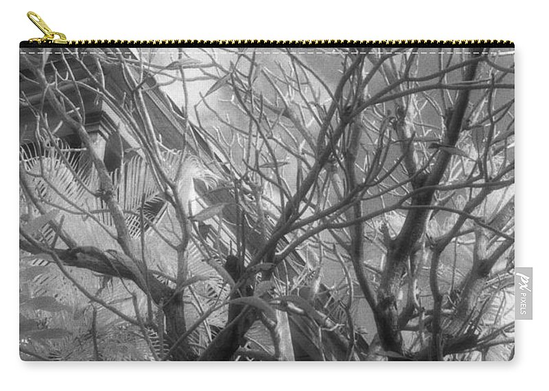 Infrared Photography Carry-all Pouch featuring the photograph Day Dream by Richard Rizzo