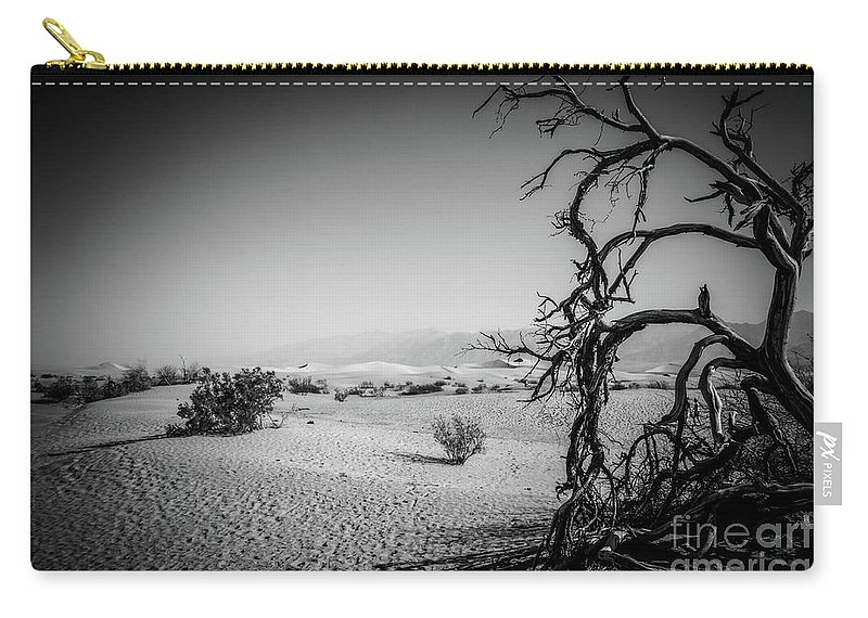 Nature Carry-all Pouch featuring the photograph Dead Tree by Mirko Chianucci