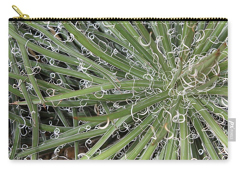 Nature Carry-all Pouch featuring the photograph Decorations by Munir Alawi