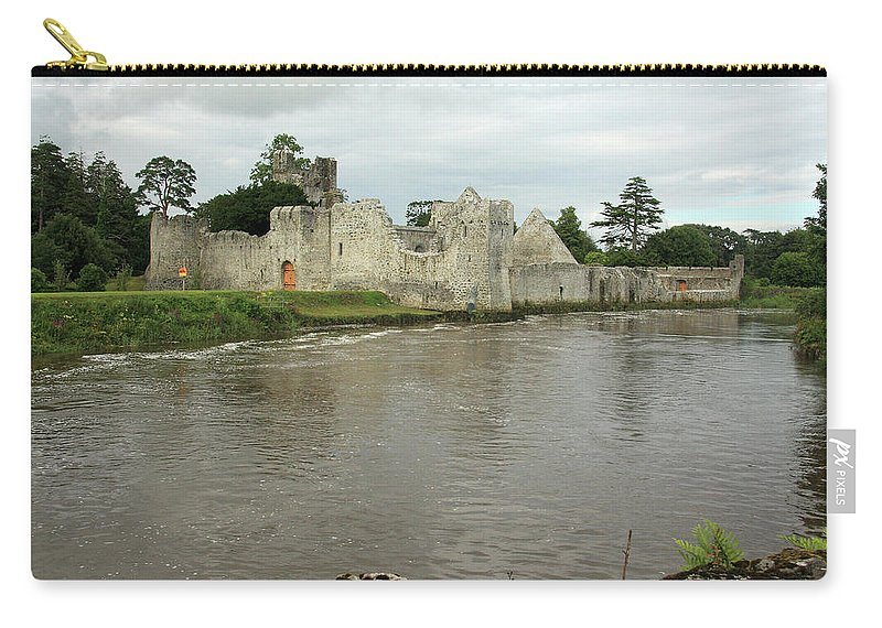Castles Carry-all Pouch featuring the photograph Desmond Castle, Limerick, Ireland by Aidan Moran