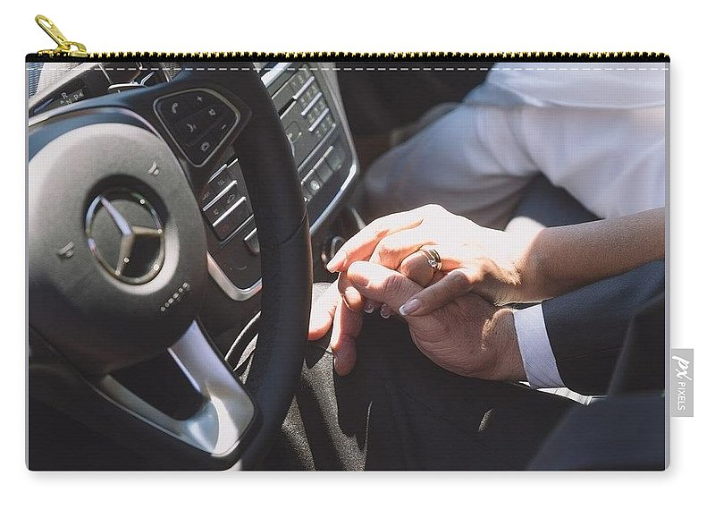 Divorce Lawyer Riverdale Park Md Carry-all Pouch featuring the mixed media Divorce Attorney Riverdale Park Md by Andrews Law Group