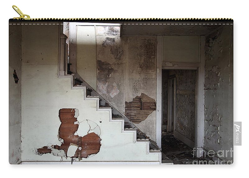 Do You Hear Me Carry-all Pouch featuring the photograph Do You Hear Me Whispering by Amanda Barcon