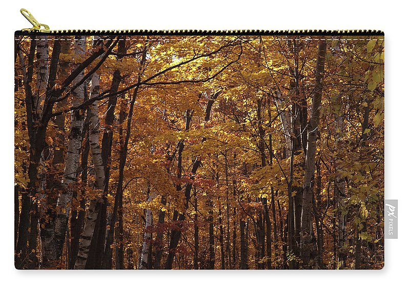 Landscape Carry-all Pouch featuring the photograph Door County No. 1 by M Bubba Blume