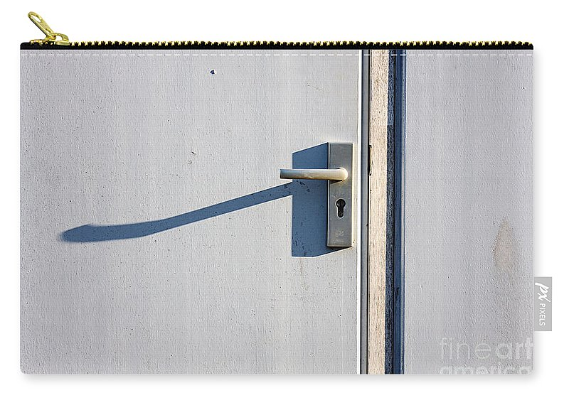 Stain Carry-all Pouch featuring the photograph Door Entrance by Jan Brons