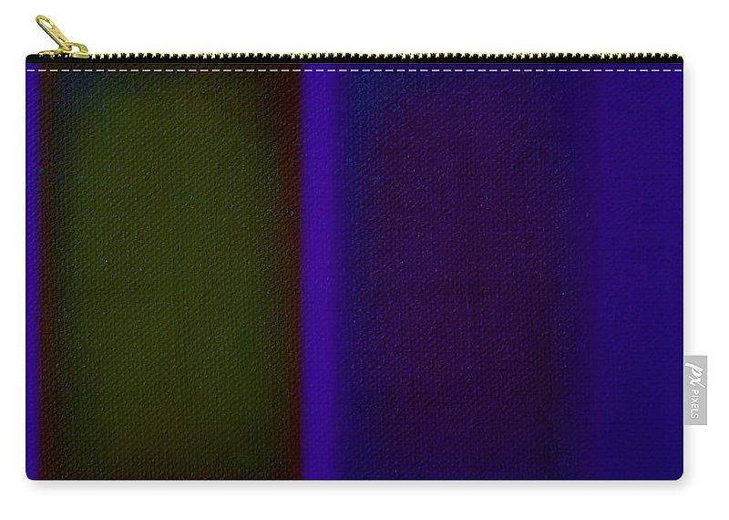 Rothko Carry-all Pouch featuring the painting Doors Of Perception by Charles Stuart