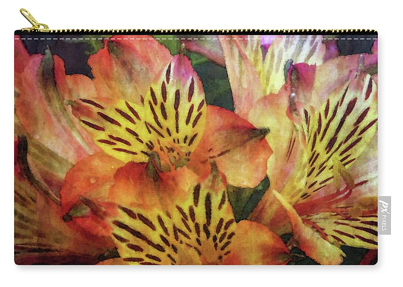 Impressionist Carry-all Pouch featuring the photograph Dramatic 1536 Idp_2 by Steven Ward