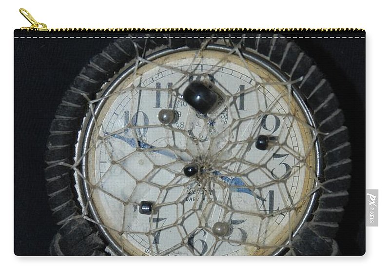 Dream Catcher Carry-all Pouch featuring the photograph Dream Catcher Time by Rob Hans