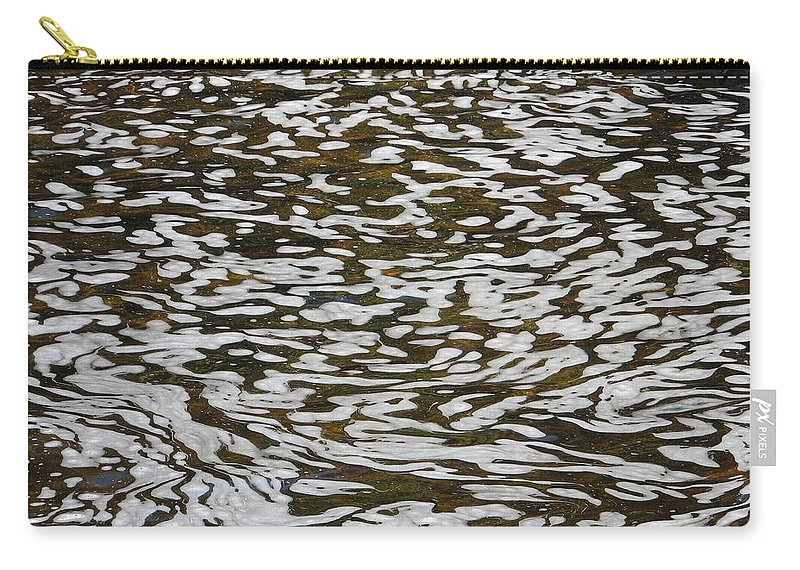 River Carry-all Pouch featuring the photograph Dreams by Kelly Mezzapelle
