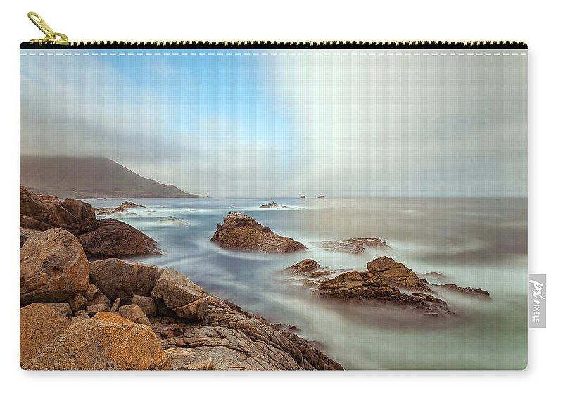 Landscape Carry-all Pouch featuring the photograph Dreamscape by Jonathan Nguyen
