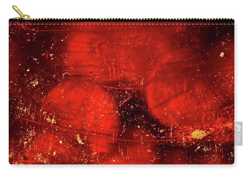 Chili Pepper Carry-all Pouch featuring the photograph Dried Red Pepper by Onyonet Photo Studios