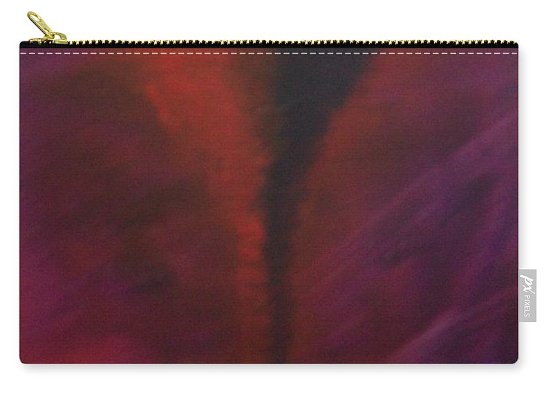 Drink Carry-all Pouch featuring the painting Drink by Laurette Escobar