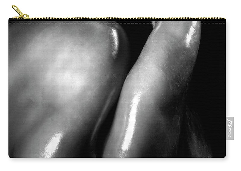 Photography Carry-all Pouch featuring the photograph Duck Bill by Frederic A Reinecke