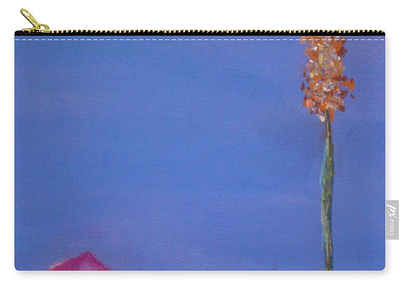 Evening Carry-all Pouch featuring the painting Dusk by Melinda Etzold