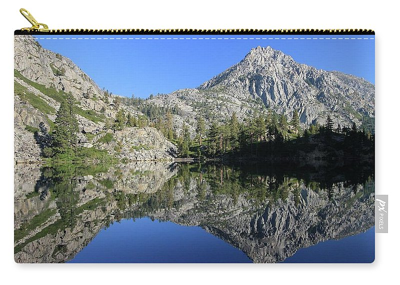 Lake Tahoe Carry-all Pouch featuring the photograph Eagle Lake Wilderness by Sean Sarsfield
