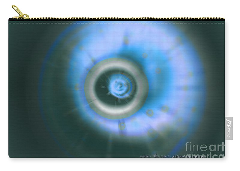 Creative Carry-all Pouch featuring the photograph Eclipse by Vicki Ferrari