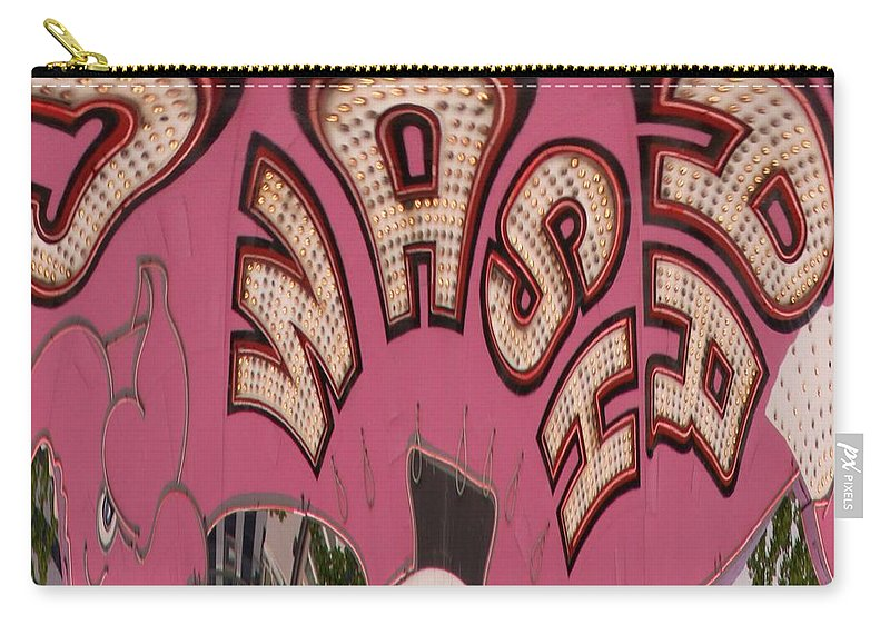 Seattle Carry-all Pouch featuring the digital art Elephant Car Wash by Tim Allen
