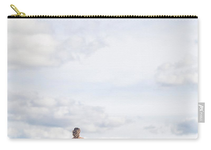 Kremsdorf Carry-all Pouch featuring the photograph Endlessly by Evelina Kremsdorf