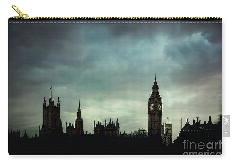 Kremsdorf Carry-all Pouch featuring the photograph England's Glory by Evelina Kremsdorf