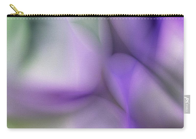 Digital Painting Carry-all Pouch featuring the digital art Erotica 2 by David Lane