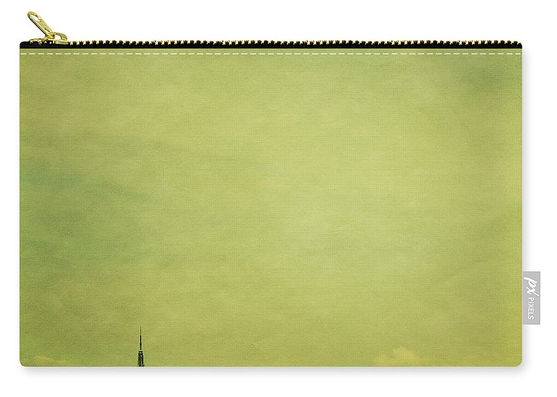 New Carry-all Pouch featuring the photograph Escaping Urbania by Andrew Paranavitana