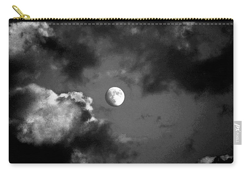 Sky Carry-all Pouch featuring the photograph Eye in the Sky by Steve Karol