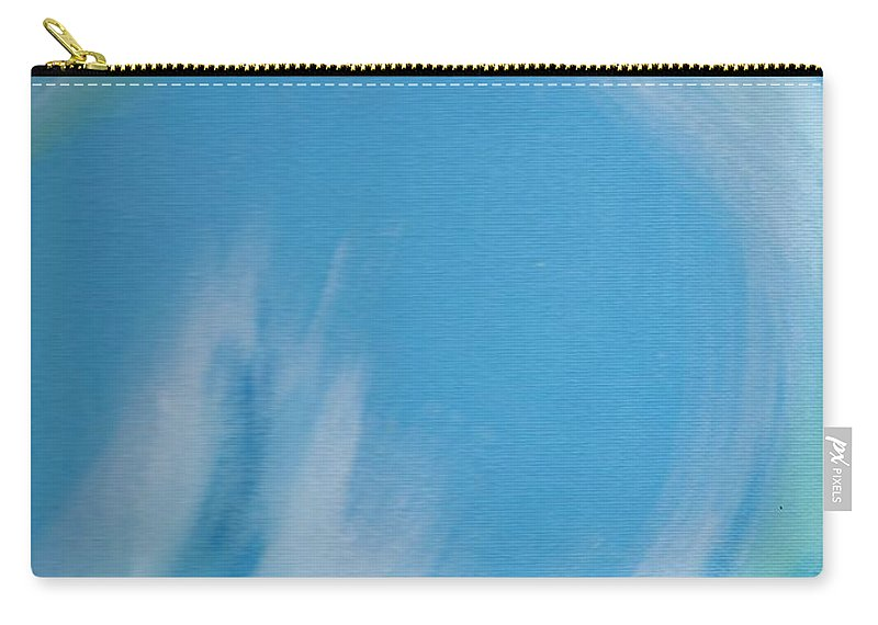 Ocean Carry-all Pouch featuring the painting Eye Of The Ocean by Eric Atherton