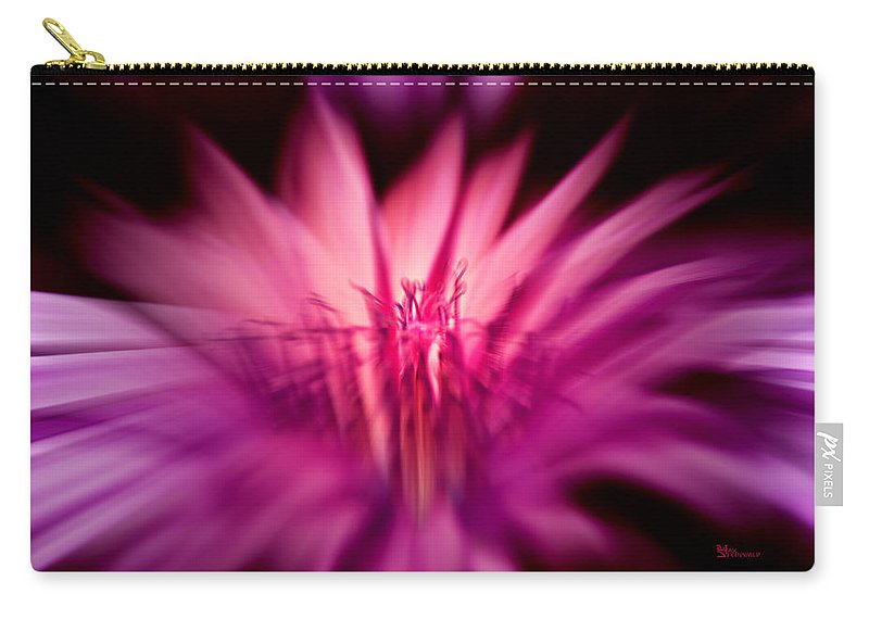 Botany Carry-all Pouch featuring the photograph Fairy Light by Max Steinwald