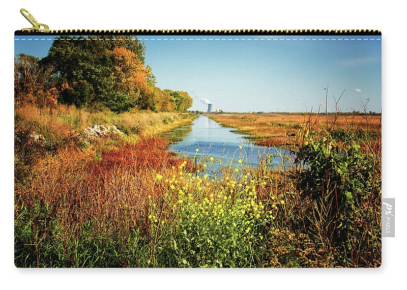 Fall Carry-all Pouch featuring the photograph Fall beauty by Gaby Swanson