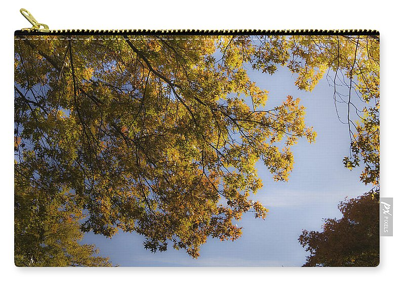 Fall Carry-all Pouch featuring the photograph Fall Magic by Teresa Mucha