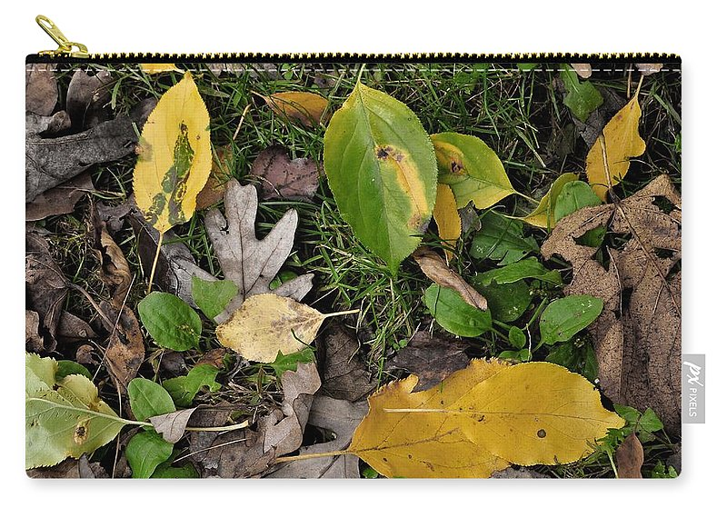 Fall Carry-all Pouch featuring the photograph Falling by JAMART Photography