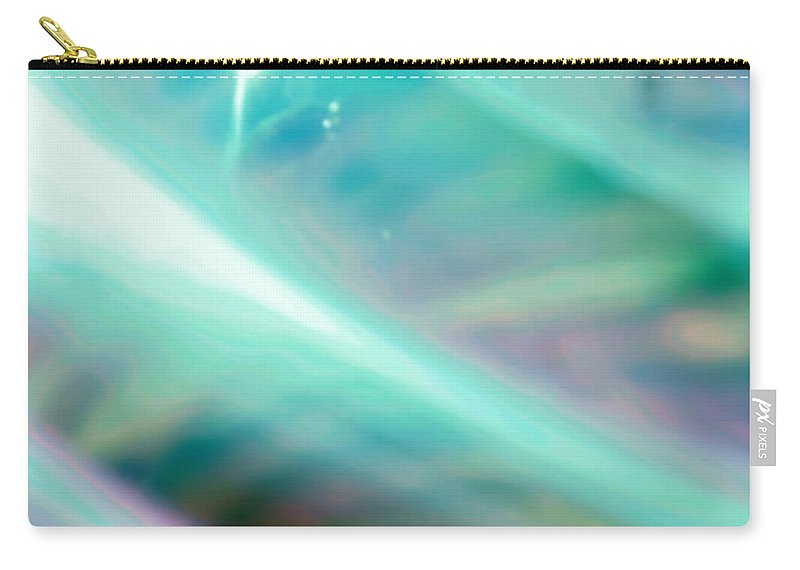 Digital Art Carry-all Pouch featuring the photograph Fantasy Storm by Scott Wyatt