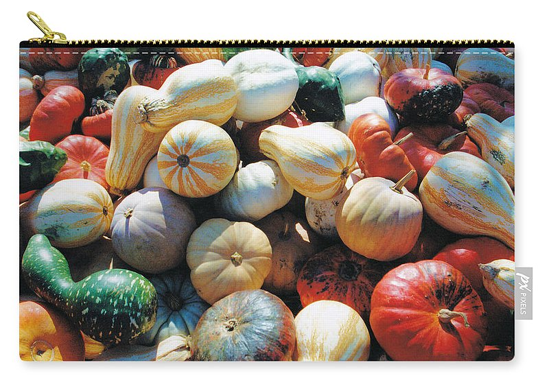 Still Life Carry-all Pouch featuring the photograph Fiesta by Jan Amiss Photography