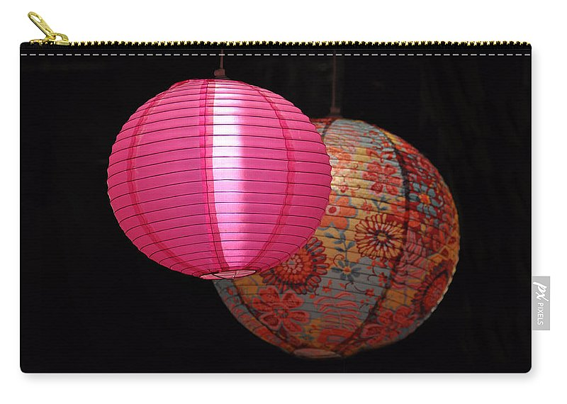 Still Life Carry-all Pouch featuring the photograph Floating by Jan Amiss Photography