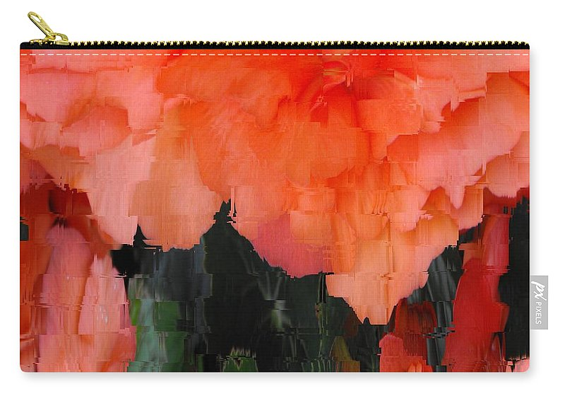 Flower Carry-all Pouch featuring the photograph Flower 3 by Tim Allen