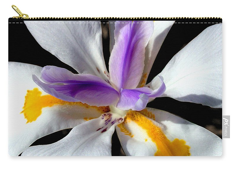 Flowers Carry-all Pouch featuring the photograph Flower by Anthony Jones