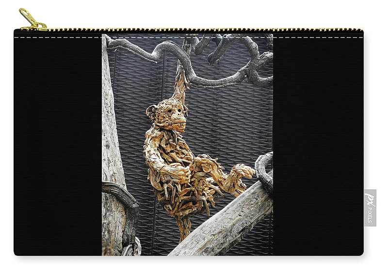 The Dooms Carry-all Pouch featuring the photograph Flower Dome 44 by Ron Kandt