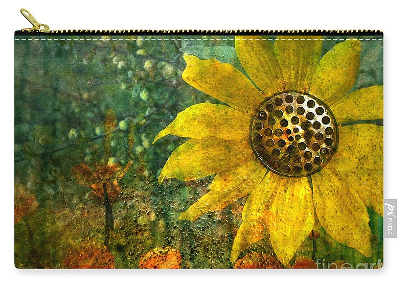 Flowers Carry-all Pouch featuring the photograph Flowers For Fun by Tara Turner
