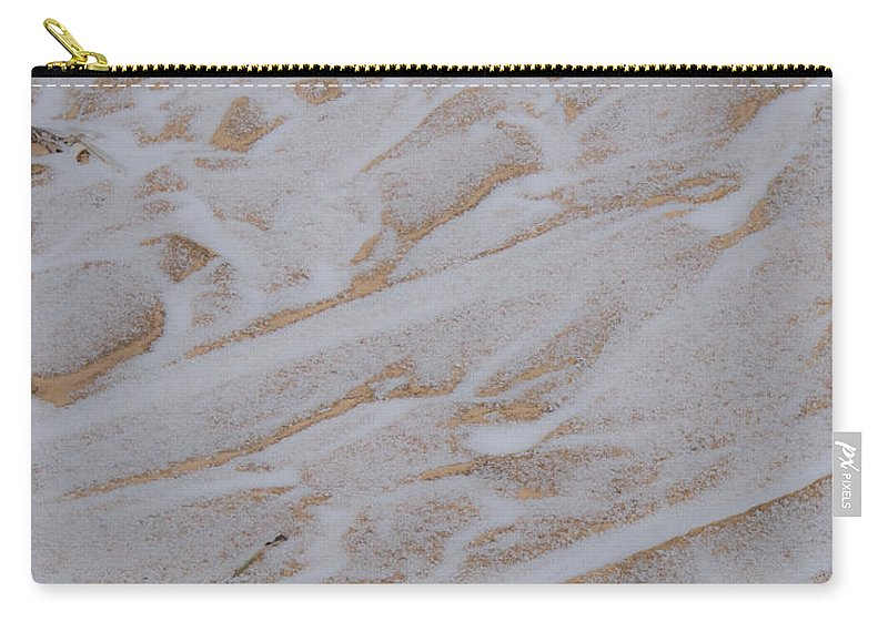 Flows Carry-all Pouch featuring the photograph Flows by Douglas Barnett