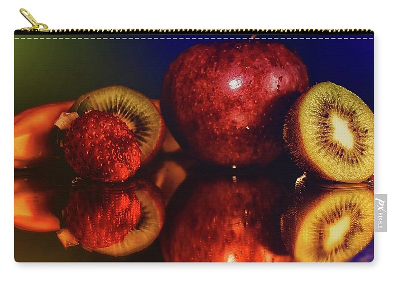Scenic Carry-all Pouch featuring the photograph Food by Soares Paulo