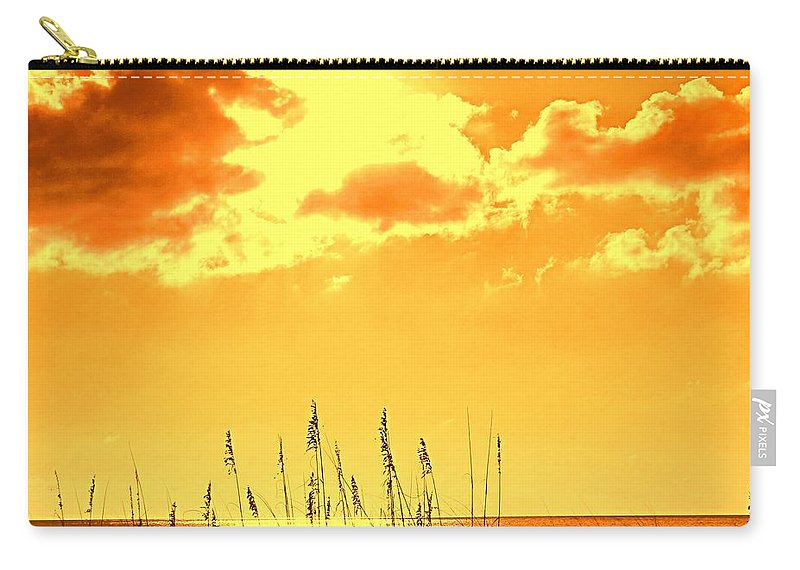 Sun Carry-all Pouch featuring the photograph For When Winter Gets To You by Ian MacDonald
