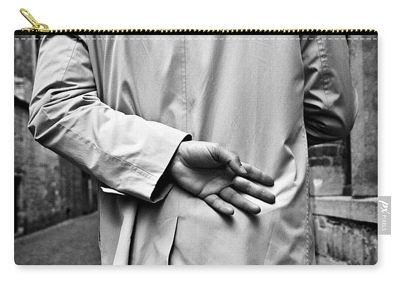 Man Carry-all Pouch featuring the photograph Four by Dave Bowman
