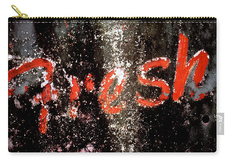 Fresh Carry-all Pouch featuring the photograph Fresh by Herman Robert