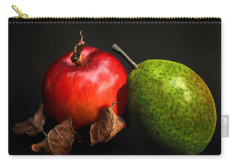 Fruit Carry-all Pouch featuring the photograph Fruit Coalition by Joachim G Pinkawa