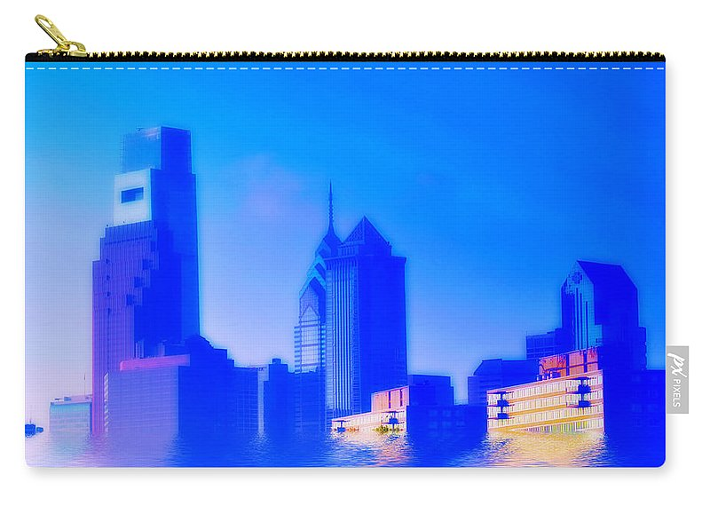 Global Warming Carry-all Pouch featuring the photograph Global Warming by Bill Cannon