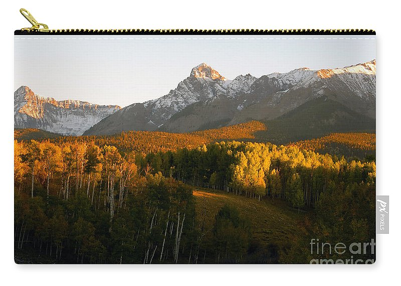 Landscape Carry-all Pouch featuring the photograph God's Country by David Lee Thompson